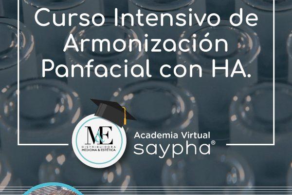 Curso Intensivo de Armonización Panfacial con HA.